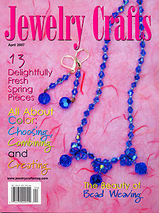 Jewelry Crafts magazine - at EJR Beads online
