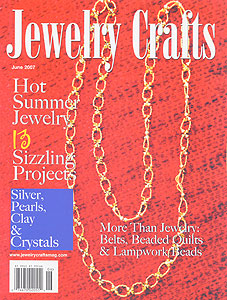 Jewelry Crafts Magazine at EJR Beads