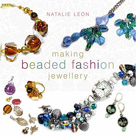 natalie leon - making beaded fashion jewellery