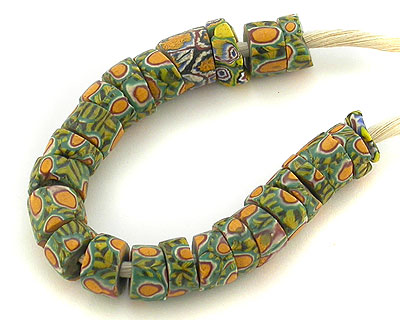 venetian glass antique trade beads